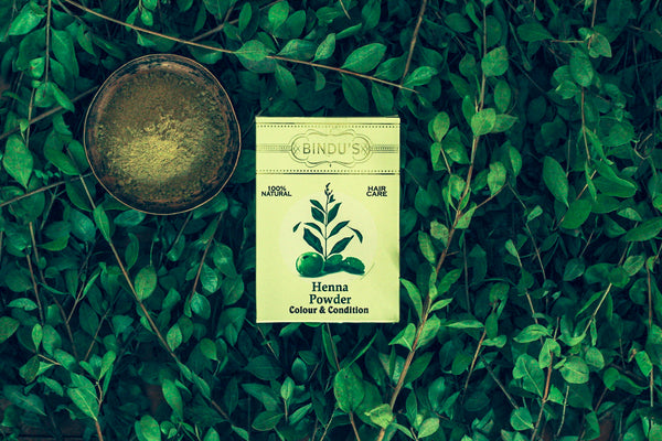 Bindu's Herbal Henna Powder