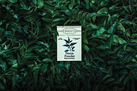 Bindu's Herbal Neem Powder