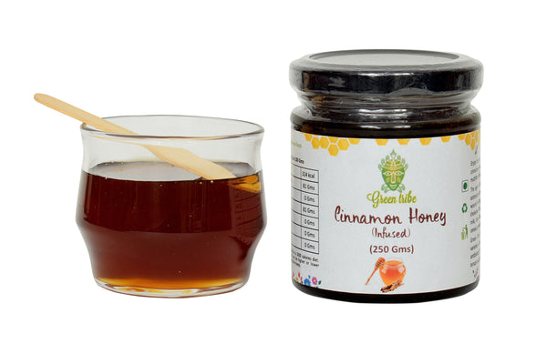 Cinnamon Infused Honey (250g)