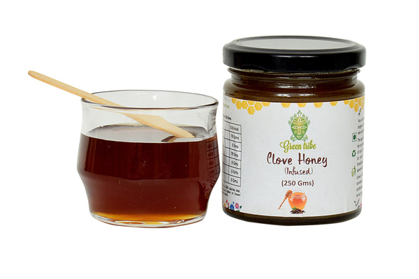 Clove Infused Honey (250g)