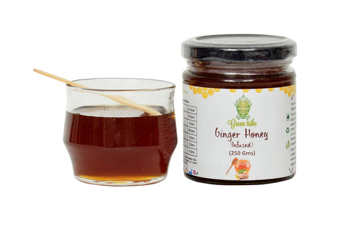 Ginger Infused Honey (250g)