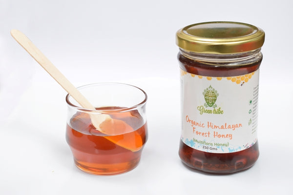 Organic Himalayan Forest Honey  (250 g)
