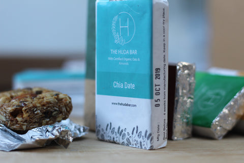 Chia Date Bars - Pack of 5