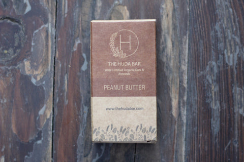 Peanut Butter Bars - Pack of 5