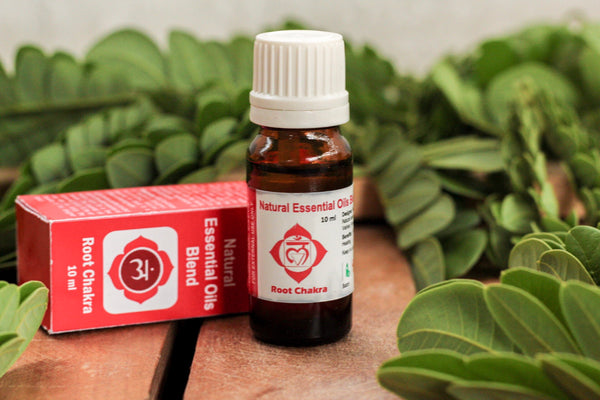 Root Chakra Essential Oils Blend