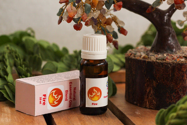 Fire Element Essential Oils Blend