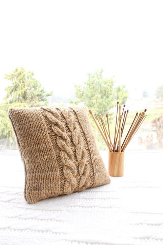 Woolly Cushion cover