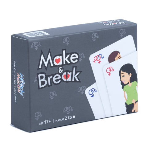 Make & Break: Party Card Game