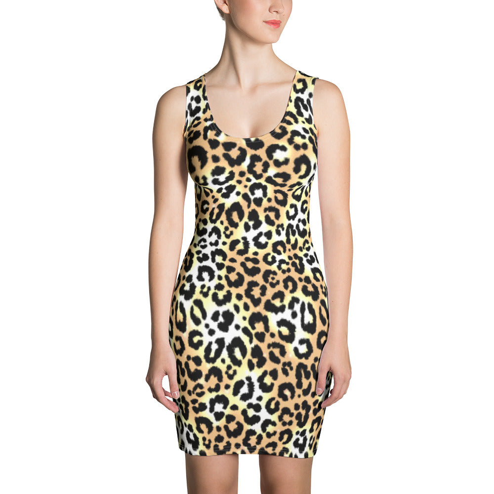 Dress Leopard Frank Libéria