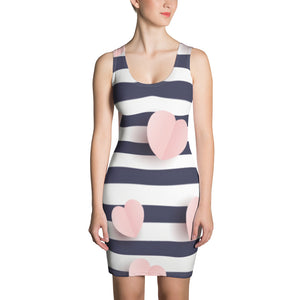 Sublimation Cut & Sew Dress Frank Libéria