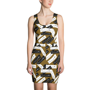 Sublimation Cut & Sew Dress(pattern Frank Libéria)