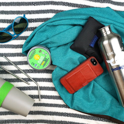 Eco-Friendly Essentials to Simplify your Fun in the Sun