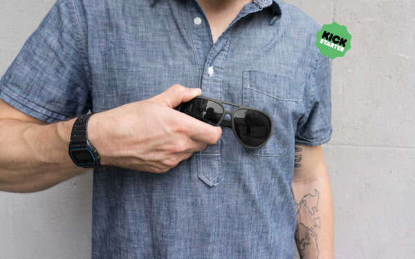 Want MagLock Sunglasses, But Missed the Kickstarter?