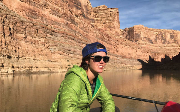 The Week I Wore my MagLock Sunglasses down the Colorado River