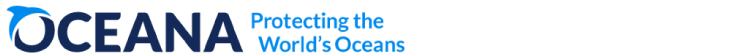 Oceana is a non-profit member of 1% for the Planet