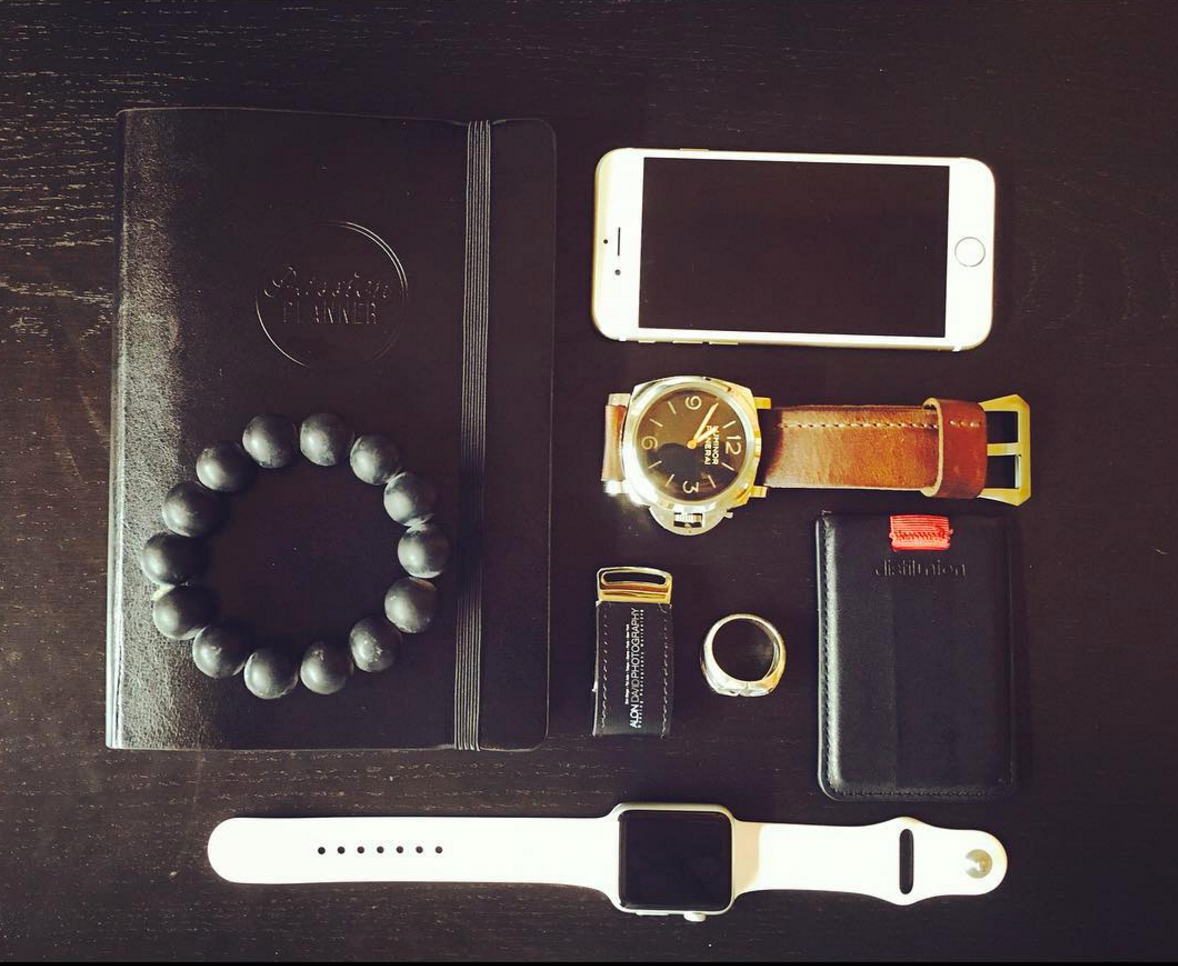 Photographer Alon David's Everyday Carry
