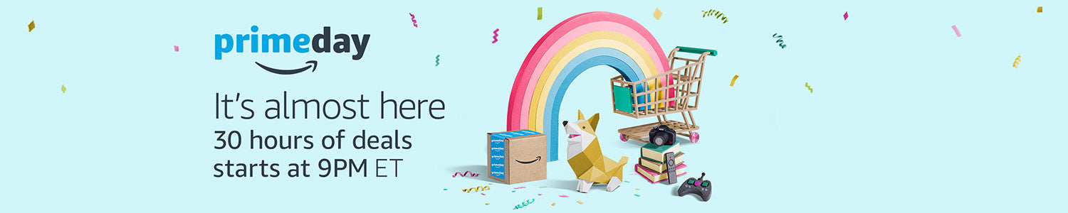 Amazon Prime Day Starts Soon