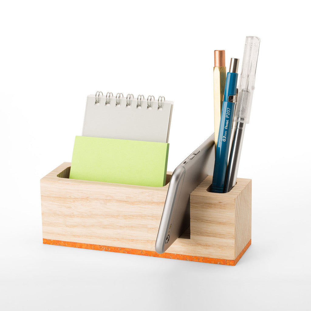 Bau Desk Organizer from Most Modest