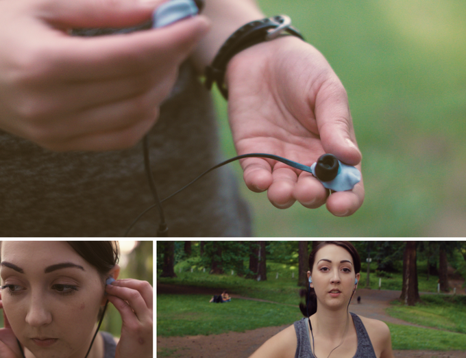 Audible Customs: Custom Fit Earbuds on Kickstarter