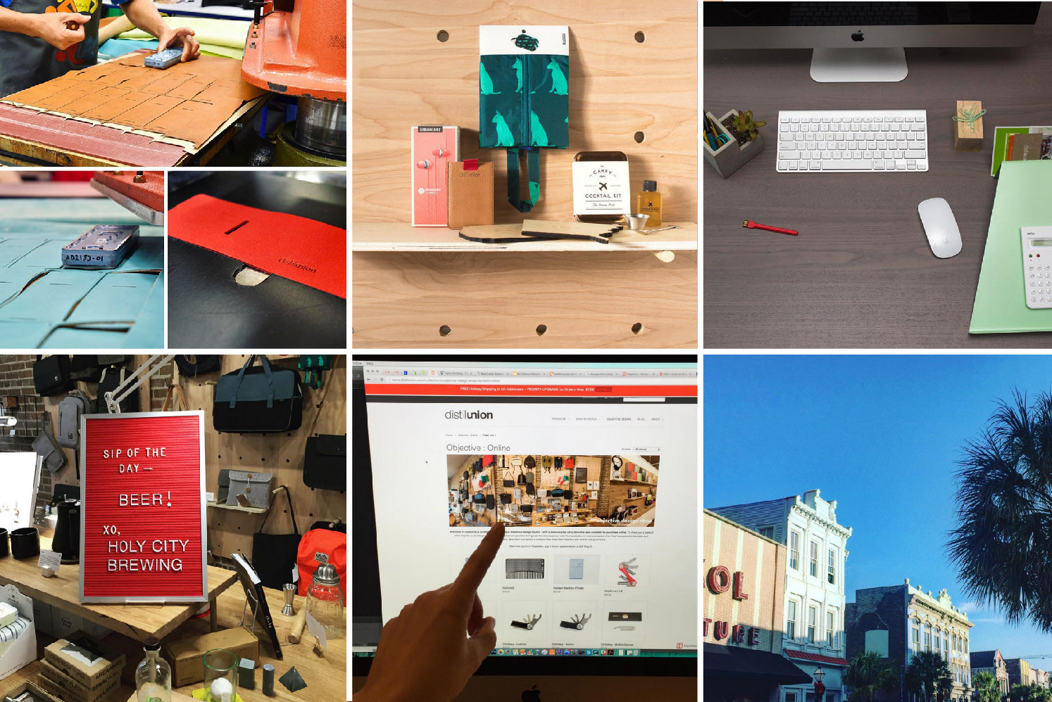 Distil Union's December Instagram Highlights
