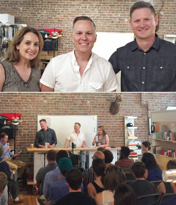 From Maker to Market - Manufacturing Discussion in Charleston, SC with Alesya Opelt, Erik Holmberg and Nate Justiss