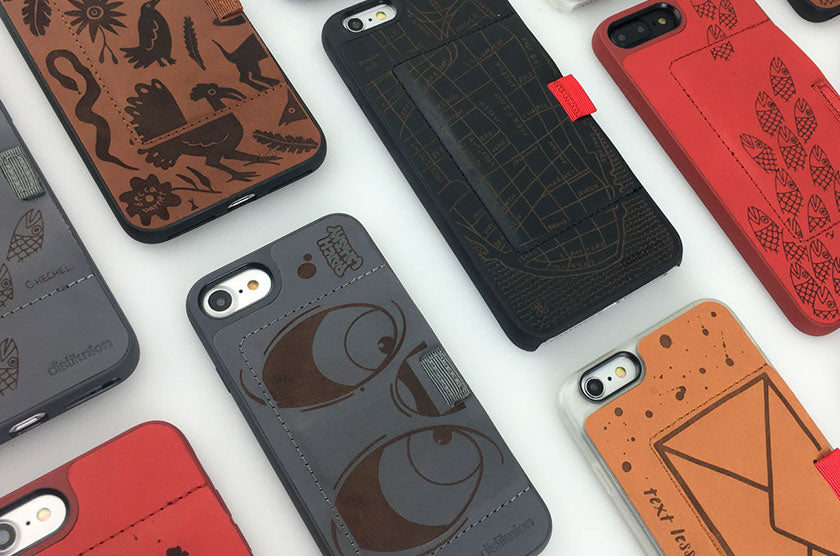 Limited-Edition Artist Series of iPhone Cases