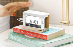 Snooze iPhone Alarm and Clock Dock