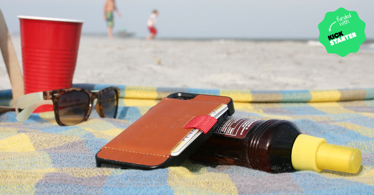 Wally Wallets from Distil Union Lighten your Carry for a Simplified Summertime