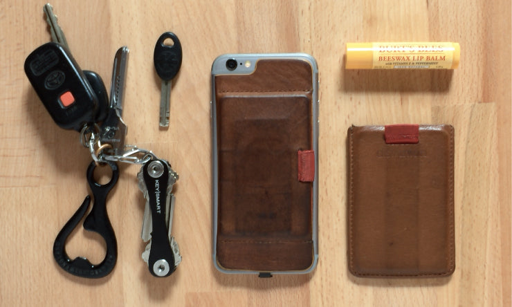 Brian's Everyday Carry Pocket Dump - Including KeySmart