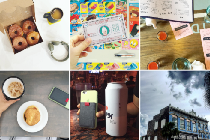 July Instagram Highlights from Distil Union
