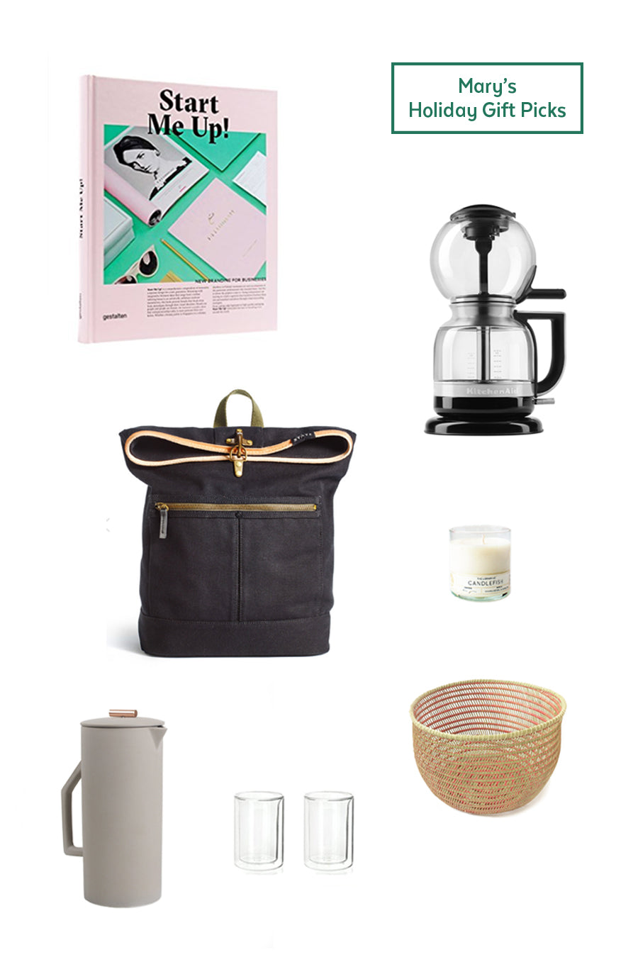 Mary's Holiday Gift Picks
