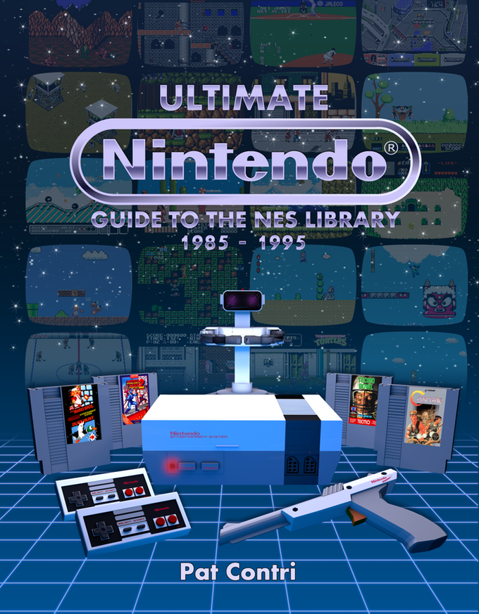 Nintendo Library Guide & Review Book