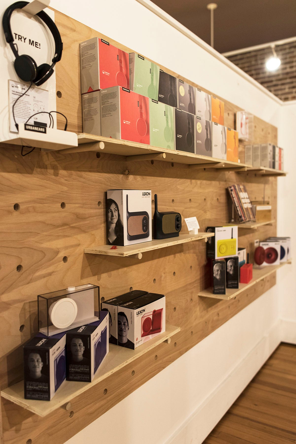 Urbanears at Objective Design Shop