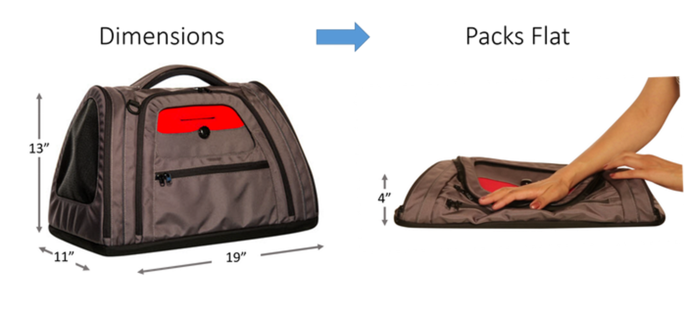 Hatch Pet Carrier for Cats and Dogs on Kickstarter