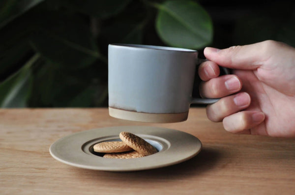 Kickstarter Maruhi Cup and Saucer set