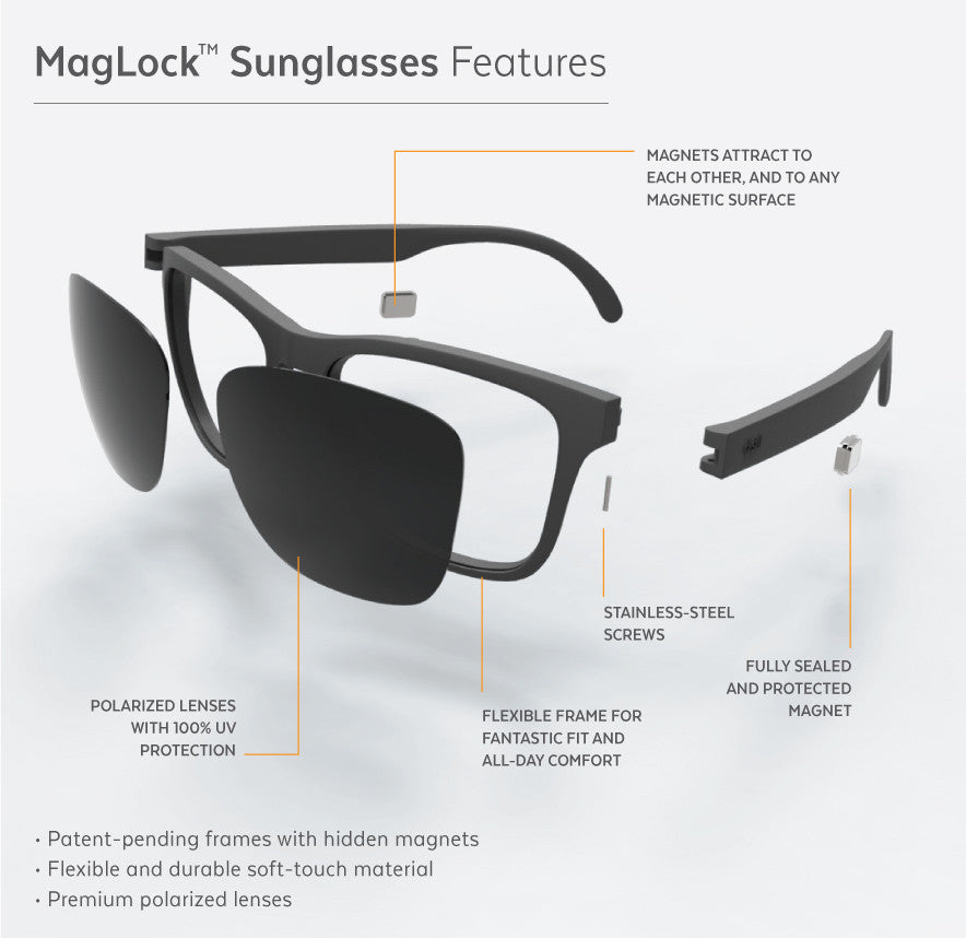 Happy National Sunglasses Day! Celebrate with Our New MagLock ...