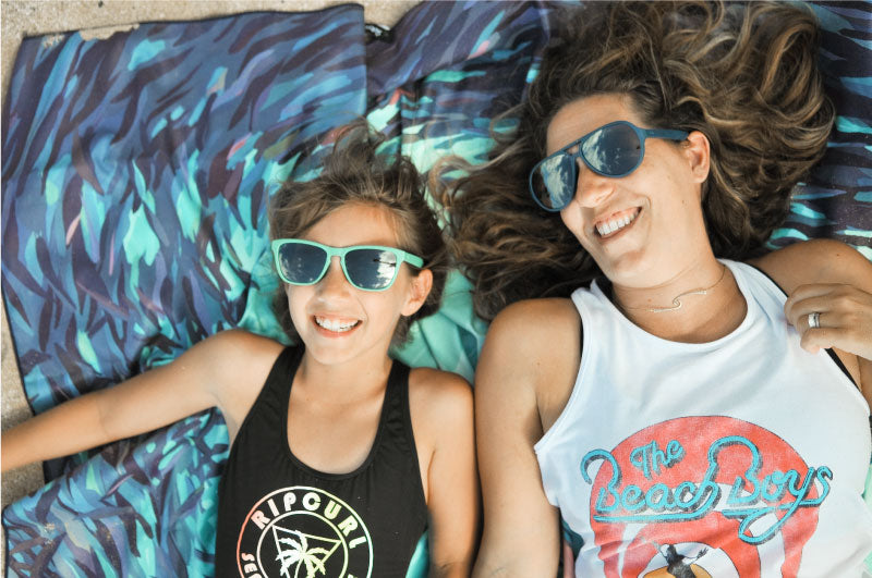 MagLock Sunglasses come in colors that are fun for all ages