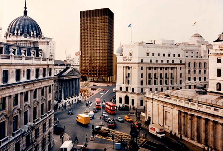 Mies van der Rohe in London on Kickstarter