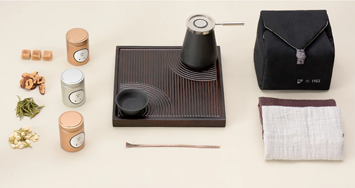 Project HEI: a modern way to enjoy Asian tea ceremony on Kickstarter