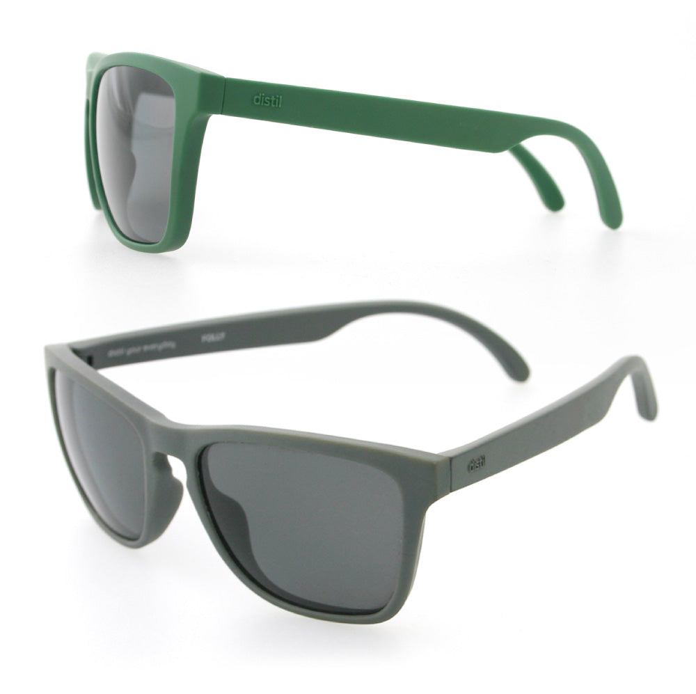 MagLock Sunglasses by Distil Union in Folly Seafarer Style