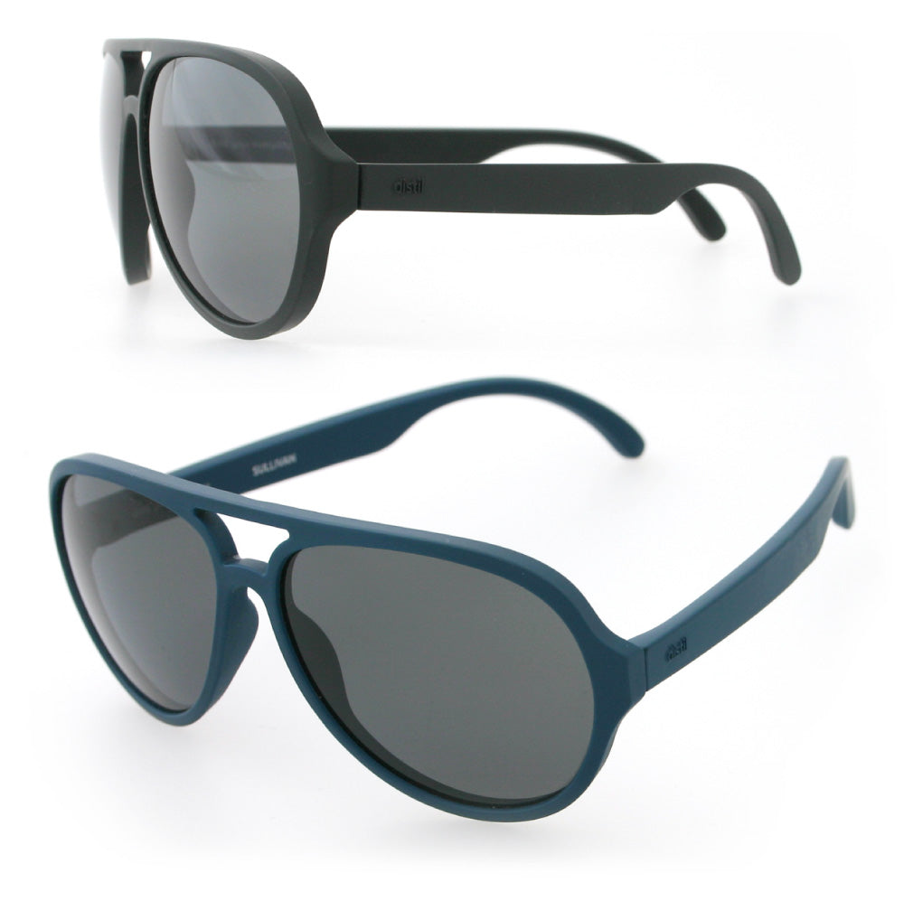 MagLock Sunglasses by Distil Union in Sullivan Aviator Style