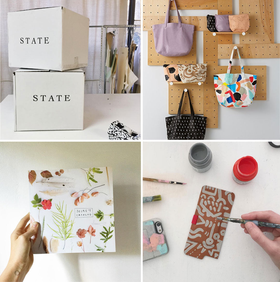 Adrienne Antonson of STATE the Label for Secret Catalog and Land of Nod