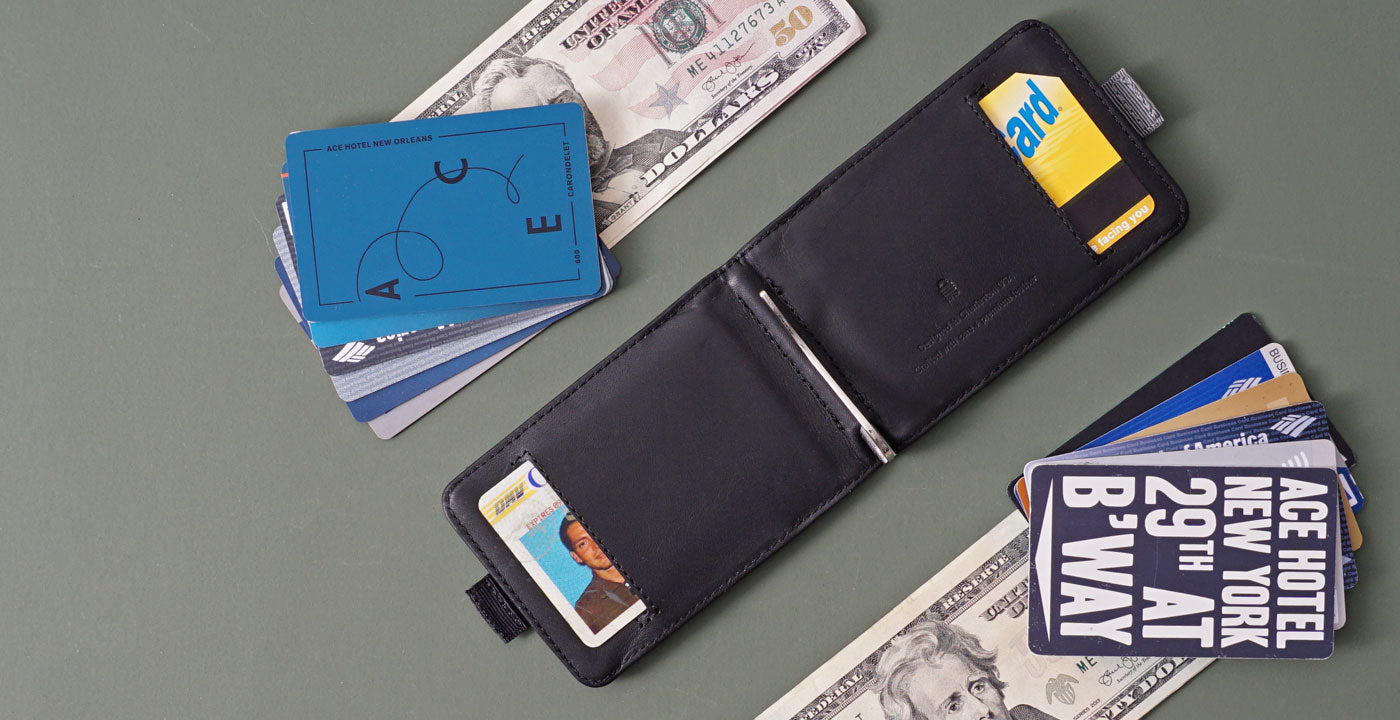 What's in your wallet? No, seriously — does it need to be there?