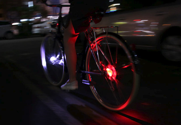 Wheely Bike Light on Kickstarter