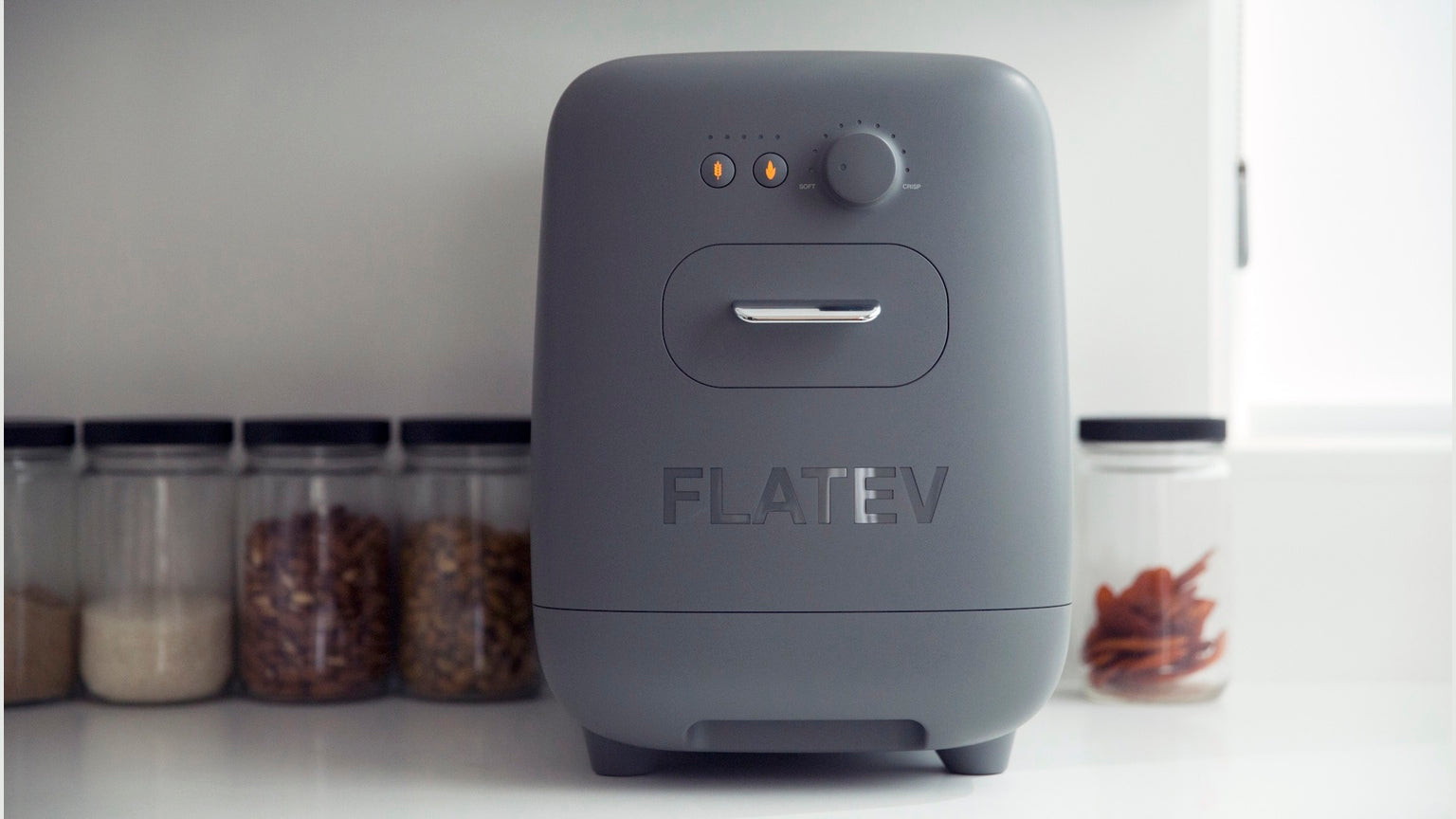 Flatev Tortilla Maker on Kickstarter