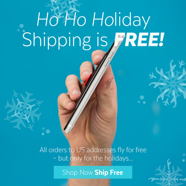 Holiday Shipping to US Addresses is FREE for the Holidays