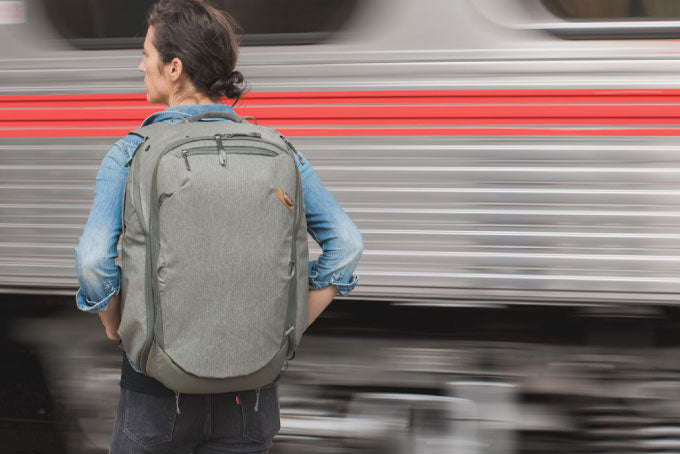 Kickstarter - Peak Design Travel Line of Bags