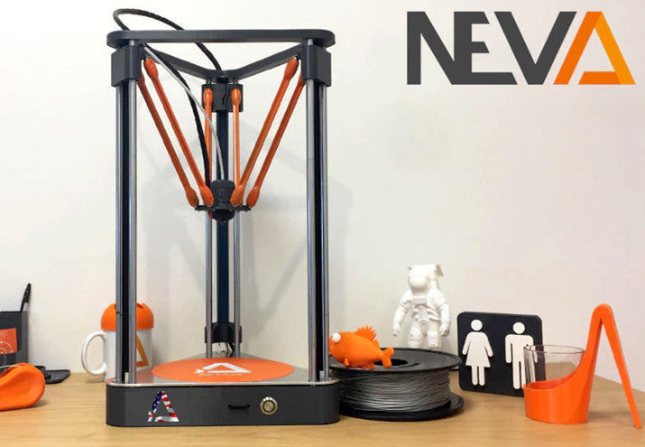 NEVA 3d Printer on Kickstarter