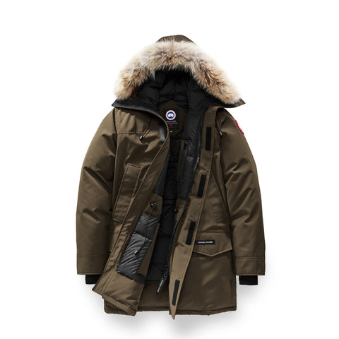 Canada Goose Men's Langford Parka L / Grizzly
