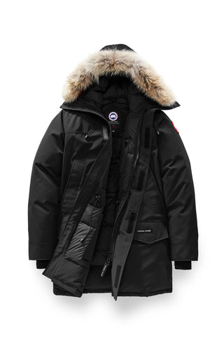 Men's Langford Parka Black